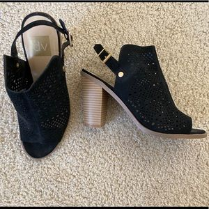 DV for Target black block heel 8.5. Worn once.